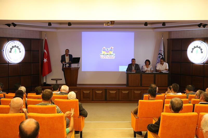 KKYDP 13. Etap Tanıtım ve Bilgilendirme Toplantısı